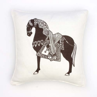 Imperial Horse Cushion - Java