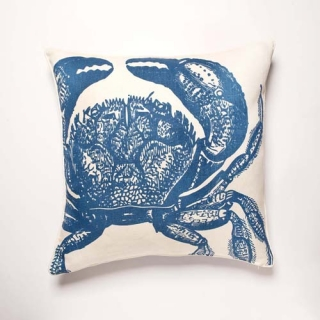 Crab Cushion