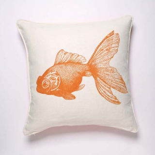 Goldfish Cushion