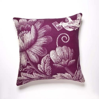 Stich Cushion - Beet