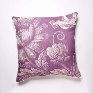 Stich Cushion - Violet