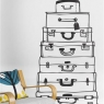 Ferm Living Suitcase - Wallsticker