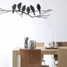 Ferm Living Love Birds - Wallsticker