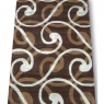 Fantasy Art Swirl - Brown