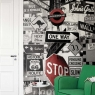Destinations, Street Signs Wallpaper