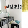 Fashion - wallsticker