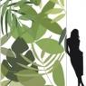 Nature, Tropical Oasis Panoramic - Green Dew