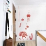 Ferm Living Wall Sticker - Waterworld
